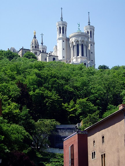 Базилика Нотр-Дам де Фурвьер , Лион 71053