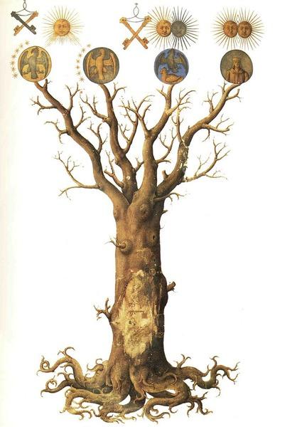 человек Древа Жизни