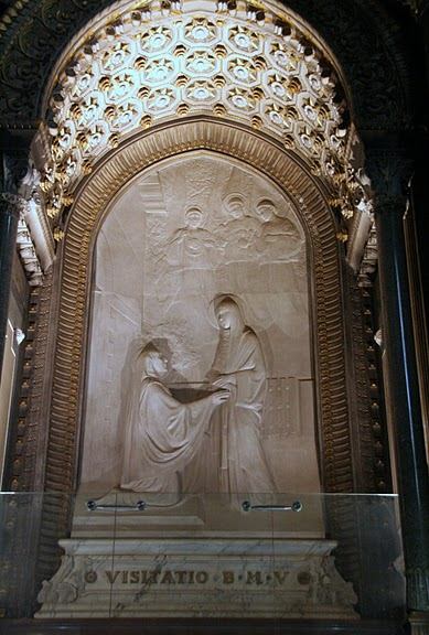 Базилика Нотр-Дам де Фурвьер , Лион 49160