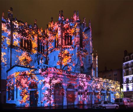 Базилика Нотр-Дам де Фурвьер , Лион 21417