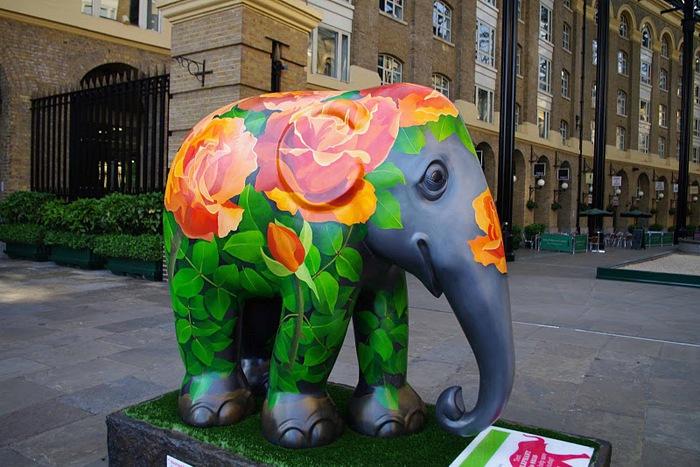 Парад Слонов в Лондоне 2010 49537