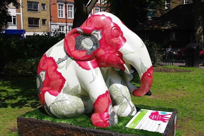 Парад Слонов в Лондоне 2010 63247