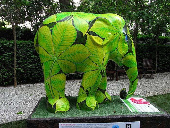 Парад Слонов в Лондоне 2010 85300