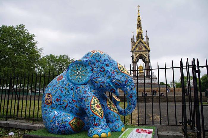 Парад Слонов в Лондоне 2010 26582