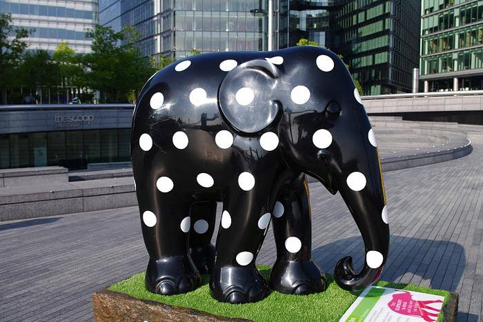 Парад Слонов в Лондоне 2010 88742