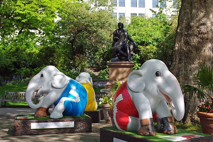 Парад Слонов в Лондоне 2010 69903