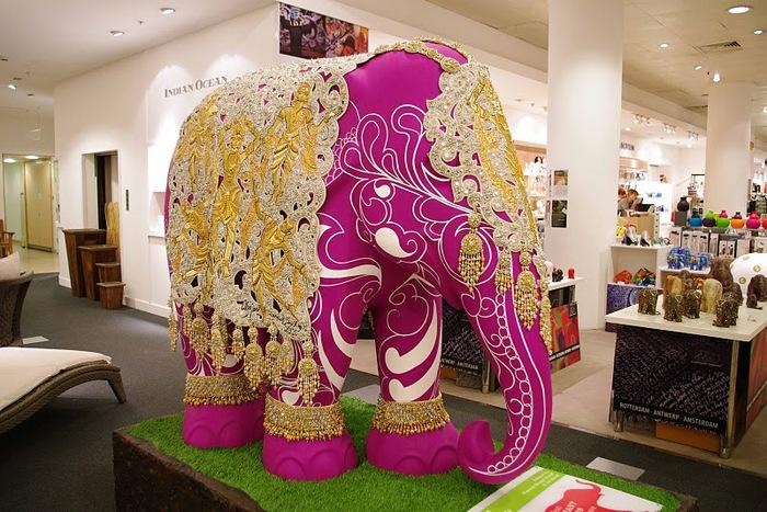 Парад Слонов в Лондоне 2010 26037