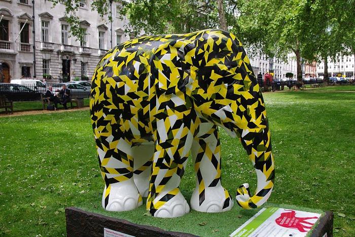 Парад Слонов в Лондоне 2010 79606