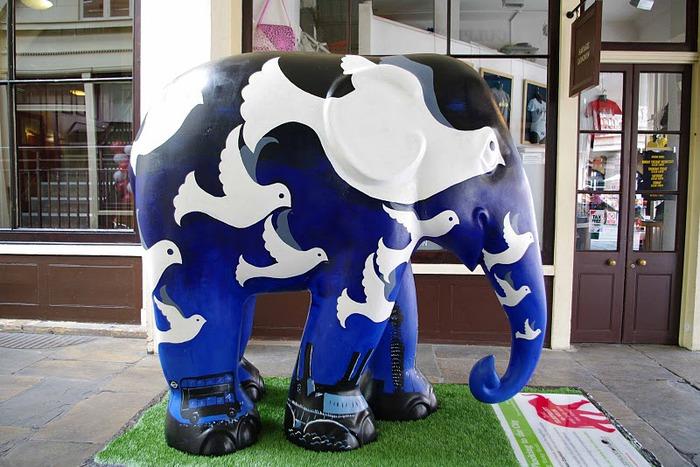Парад Слонов в Лондоне 2010 66212