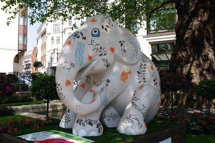 Парад Слонов в Лондоне 2010 48384