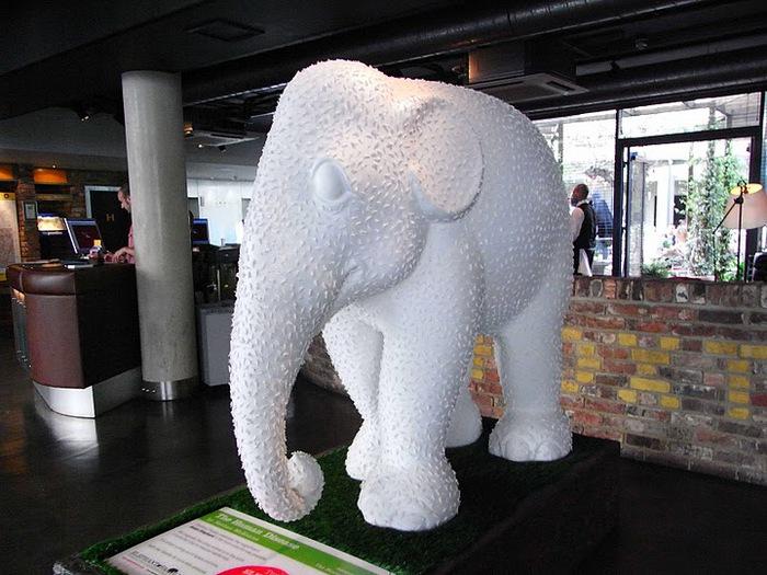 Парад Слонов в Лондоне 2010 87230