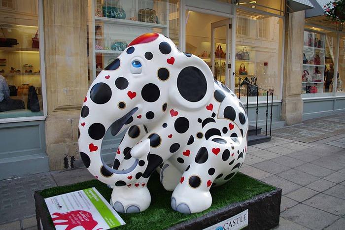 Парад Слонов в Лондоне 2010 75723