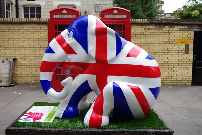 Парад Слонов в Лондоне 2010 65224