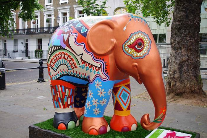 Парад Слонов в Лондоне 2010 31164