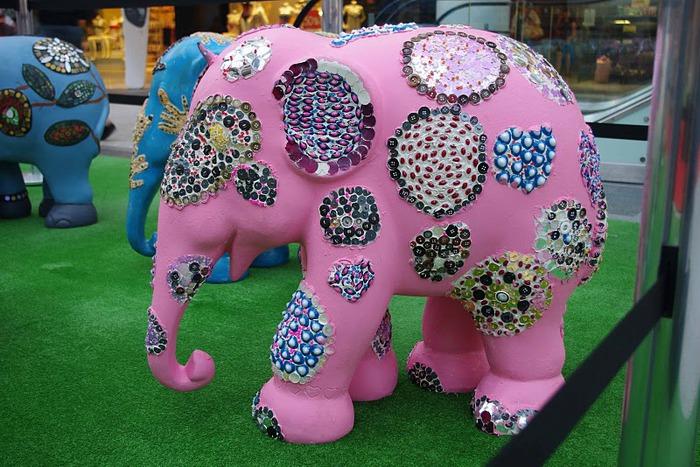 Парад Слонов в Лондоне 2010 38667