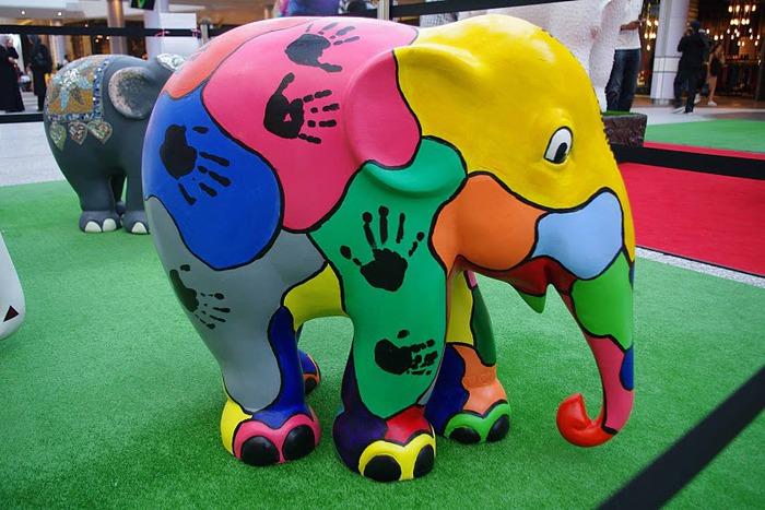 Парад Слонов в Лондоне 2010 87531