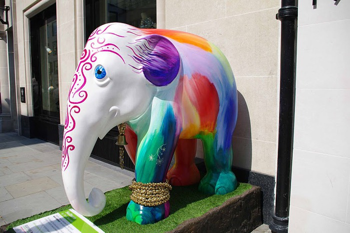 Парад Слонов в Лондоне 2010 23695