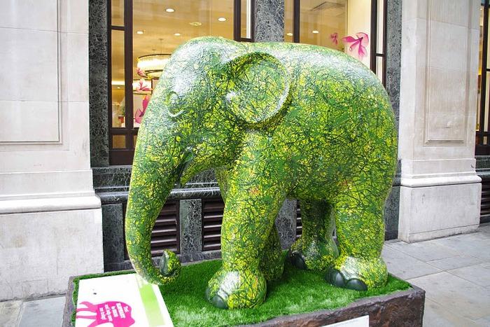 Парад Слонов в Лондоне 2010 73228