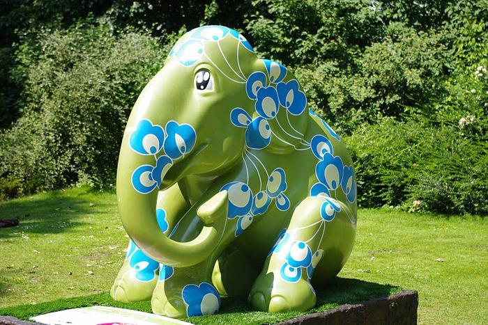 Парад Слонов в Лондоне 2010 68748