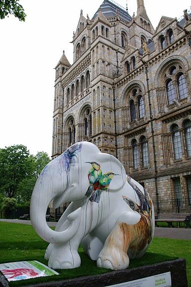 Парад Слонов в Лондоне 2010 34393