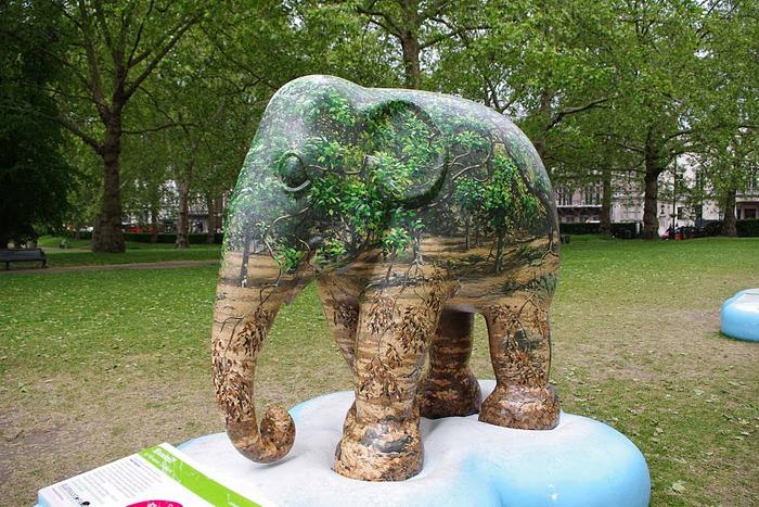 Парад Слонов в Лондоне 2010 44482