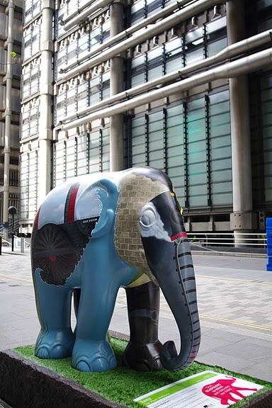 Парад Слонов в Лондоне 2010 20866