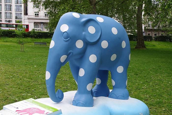 Парад Слонов в Лондоне 2010 32700