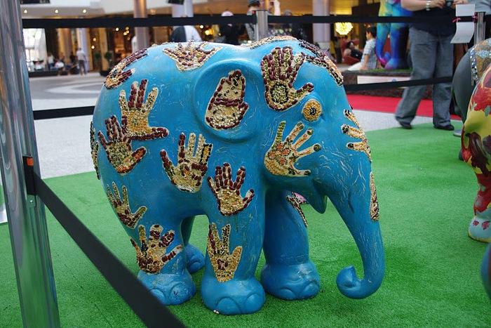 Парад Слонов в Лондоне 2010 97306