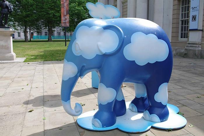 Парад Слонов в Лондоне 2010 47969