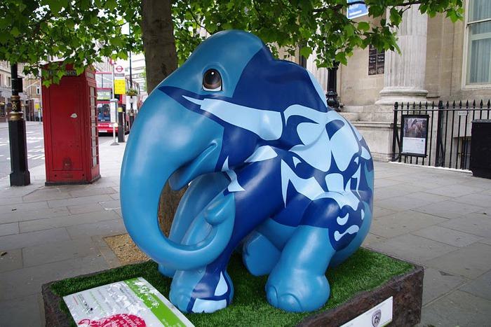 Парад Слонов в Лондоне 2010 24464