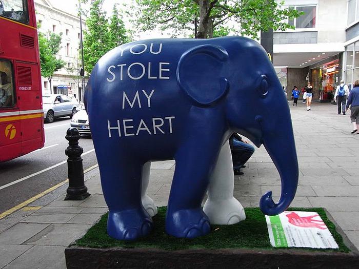 Парад Слонов в Лондоне 2010 20052