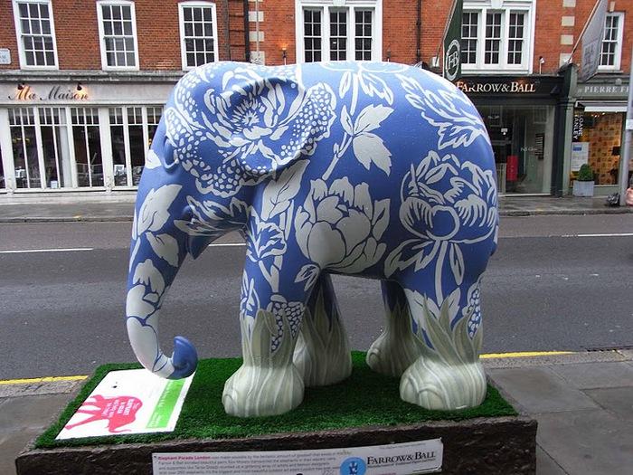 Парад Слонов в Лондоне 2010 45502