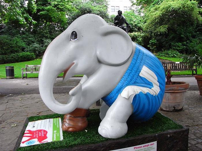 Парад Слонов в Лондоне 2010 50263