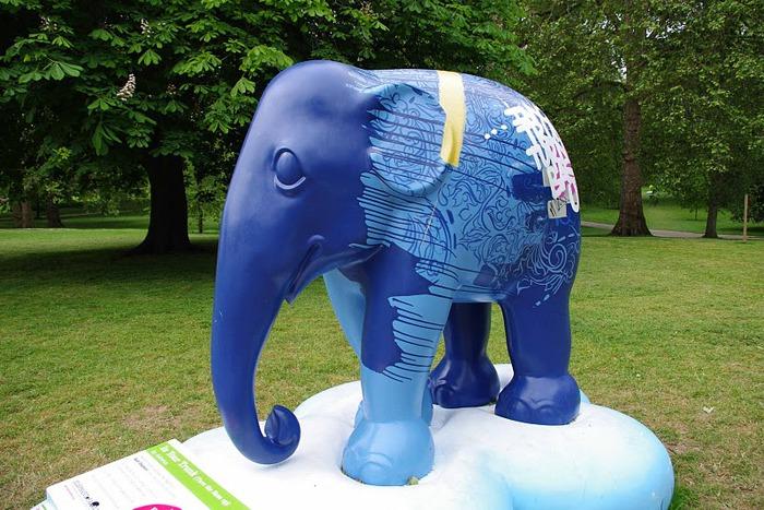 Парад Слонов в Лондоне 2010 39666
