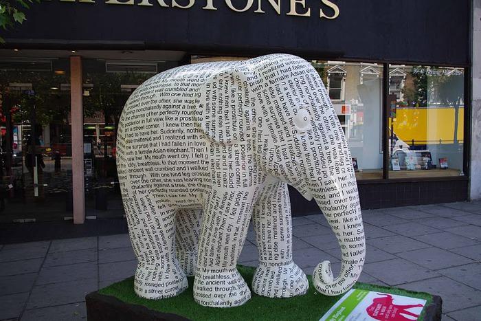Парад Слонов в Лондоне 2010 77346