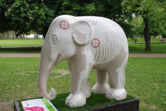 Парад Слонов в Лондоне 2010 52256