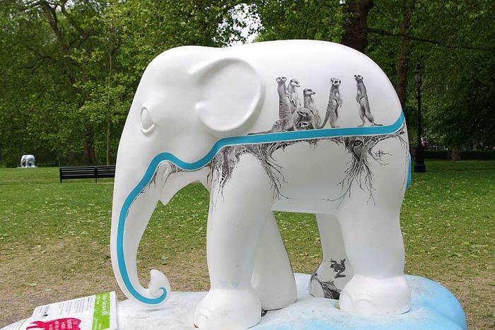 Парад Слонов в Лондоне 2010 21697