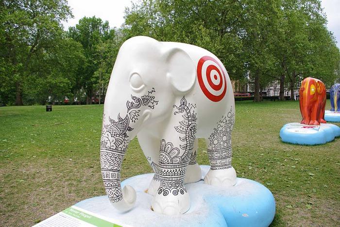 Парад Слонов в Лондоне 2010 61226