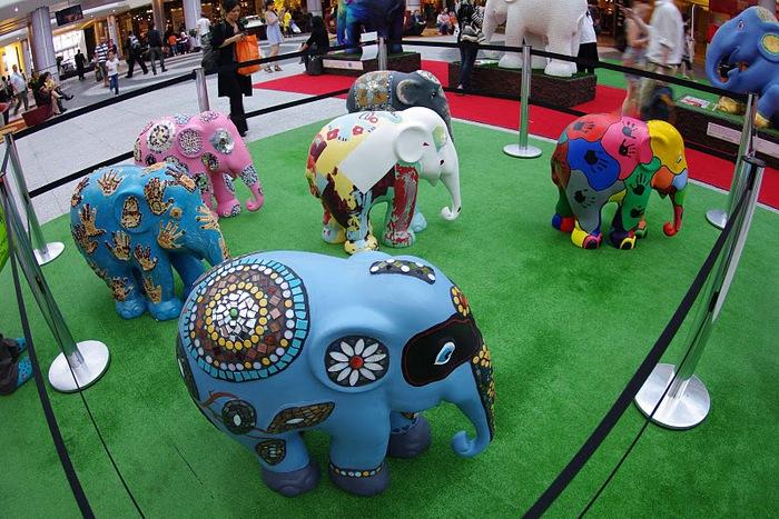 Парад Слонов в Лондоне 2010 65641