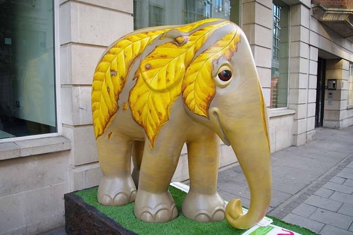 Парад Слонов в Лондоне 2010 65817