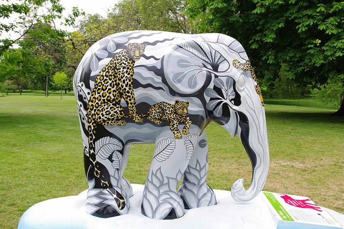 Парад Слонов в Лондоне 2010 75770