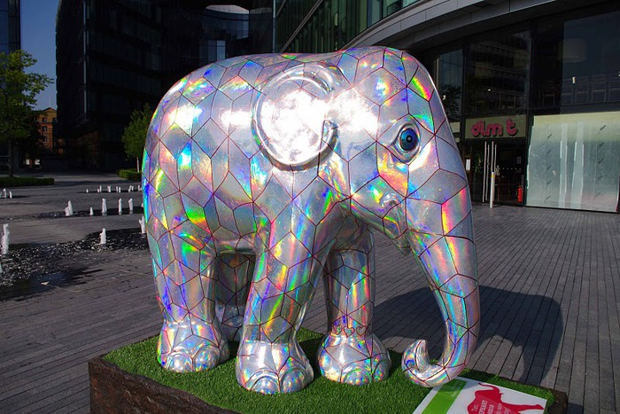 Парад Слонов в Лондоне 2010 30991