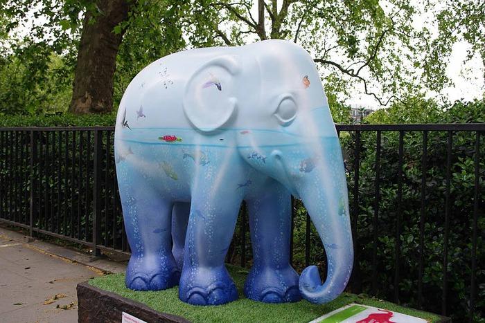 Парад Слонов в Лондоне 2010 99526
