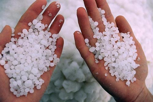 отложение солей
