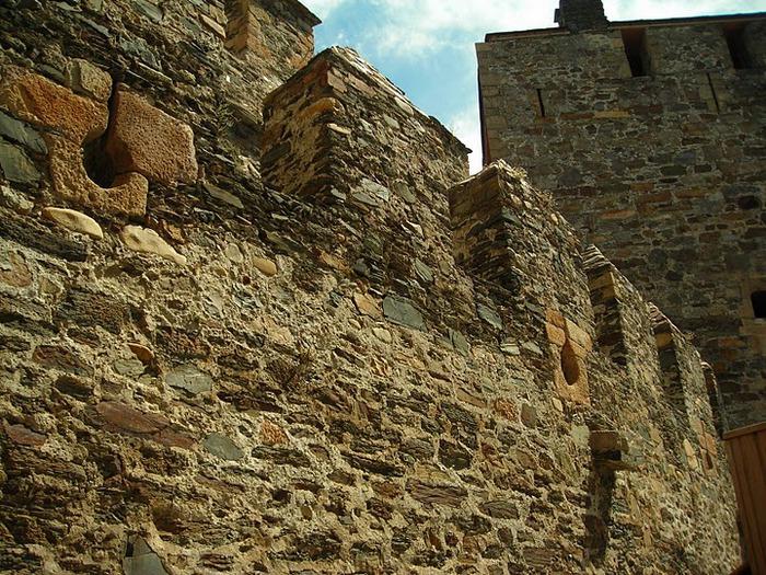 Понферрада (Castillo de Ponferrada) - Замок тамплиеров 79305