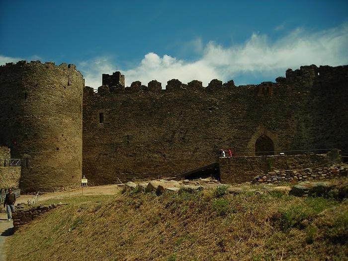 Понферрада (Castillo de Ponferrada) - Замок тамплиеров 49863