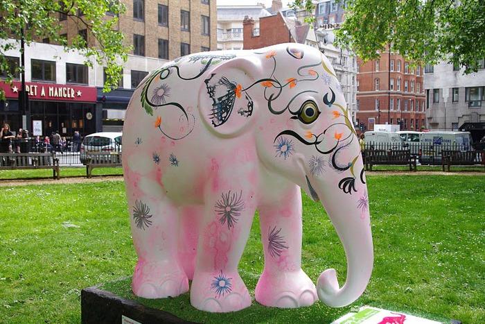 Парад Слонов в Лондоне 2010 26482