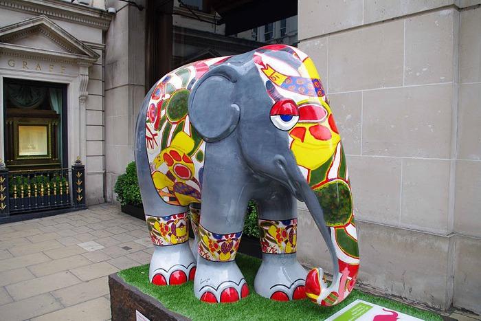 Парад Слонов в Лондоне 2010 27686