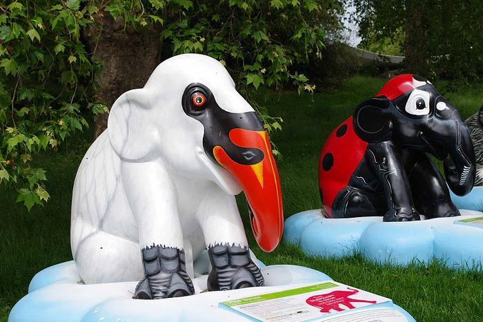 Парад Слонов в Лондоне 2010 48242