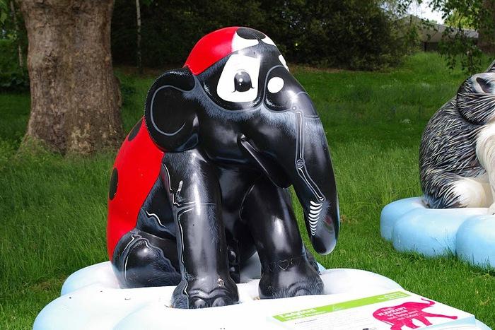 Парад Слонов в Лондоне 2010 36716